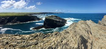 Küstengrafschaft Clare Ireland Stockfotografie