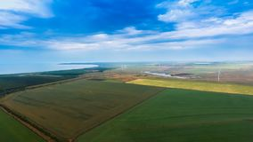 Küstenlandschaft in Krim lizenzfreies stockfoto