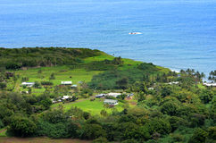Küstenlandschaft von Hawaii Stockbilder