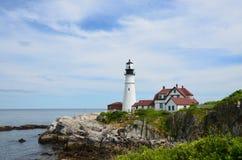Küstenlicht Lizenzfreie Stockfotografie