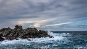 Küstenlinie Lizenzfreie Stockbilder