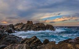 Küstenlinie Lizenzfreies Stockfoto