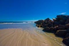 Küstenlinie Lizenzfreie Stockfotos