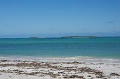 Küstenlinie Stockbild