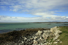 Küstenlinie Stockfoto