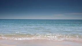 Küstenlinie bei Cote d'Azur, Frankreich stock video footage