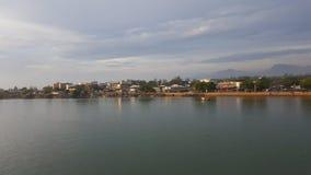 Küstenlinie bei Dungun Stockfoto