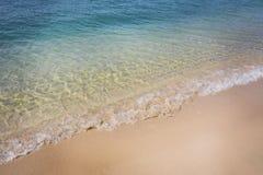 Küstenlinie des Meeres Lizenzfreie Stockfotografie