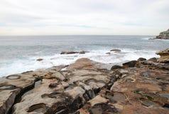 Küstenlinie, Sydney Australia Lizenzfreies Stockbild