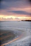 Küstenlinie verticle Lizenzfreies Stockfoto