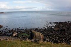 Küstenlinie von Skye Stockfoto