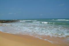 Küstenlinie von Terengganu, Malaiianer Stockfotos