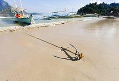 Küstenlinielandschaft stockbild
