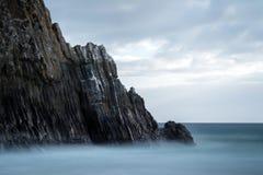 Küstenmagie Stockfotografie