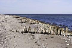 Küstenschutz Stockfotografie
