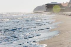 Küstenstreifen Stockfoto