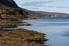 Küstenszene Schottland Lizenzfreie Stockfotos