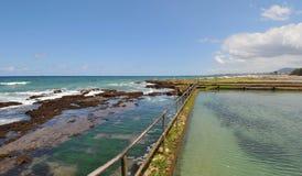 Küstenszenisches Stockfotografie