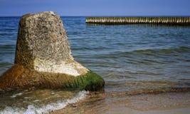 Küstenverteidiger lizenzfreies stockbild
