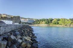 Küstenvorland Lizenzfreie Stockfotografie