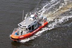 Küstenwache Stockfoto
