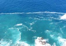 Küstenwellen Lizenzfreies Stockfoto