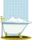 kąpiel Zdjęcia Royalty Free