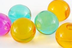 kąpielowe perły Fotografia Royalty Free