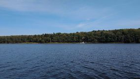 Kąpielowy Maine wybrzeże zdjęcie wideo