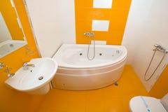 kąpielowy pokój Fotografia Stock