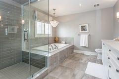 Kąpielowy pokój zdjęcie stock