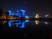 Kąt Chengdu, Chiny zdjęcie stock