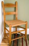 kąt krzesło Obrazy Royalty Free