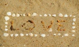 kąt miłości Zdjęcie Royalty Free