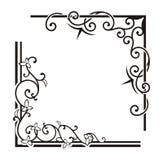 kąt projektuje wyśmienitego ornamental Zdjęcie Royalty Free