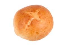 kąta tła chleba francuz odizolowywał obiektyw strzelający biały szerokiego Obraz Royalty Free