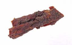 kąta wołowiny jerky Zdjęcie Stock