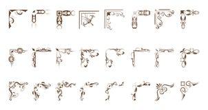 kąty ustawiają ilustracji