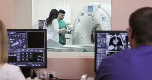 4K两篡改新闻CT MRI扫描器设置按钮  股票录像