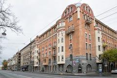 K公寓  v 马尔可夫 免版税库存图片