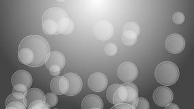 4k提取3d泡影水泡球球形微粒设计小珠艺术背景 皇族释放例证