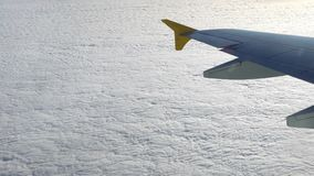 4K美丽的欧洲国家,河从上面 乘客POV旅行航空 影视素材