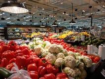 K超级市场Ratina 免版税库存图片