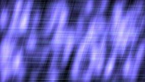 4k跨过激光线纤维光背景,网格数据网络,几何科学 皇族释放例证