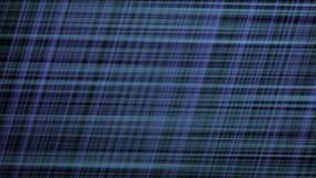 4k跨过激光线纤维背景,网格数据网络,几何科学 皇族释放例证