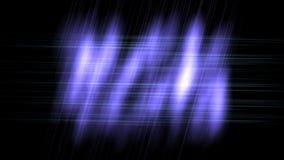 4k跨过激光线纤维光背景,网格数据网络,几何科学 库存例证