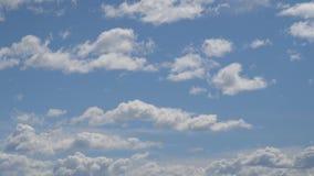 6K αυξομειούμενο timelapse σύννεφων απόθεμα βίντεο