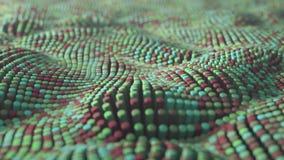 4K αφηρημένο νευρικό καθαρό υπόβαθρο απεικόνιση αποθεμάτων