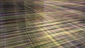 4k αφηρημένο υπόβαθρο εισαγωγής με τις γρήγορα κινούμενες γραμμές φω'των φιλμ μικρού μήκους