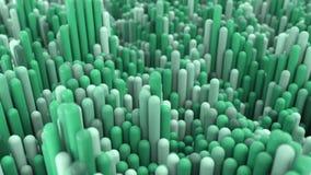4K βαθιά έννοια εκμάθησης AI απεικόνιση αποθεμάτων